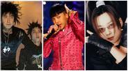 Những tạo hình của thần tượng Kpop khiến fan 'tụt huyết áp'