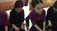 Người mẫu trẻ bị bắt vì hút ma túy tập thể