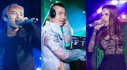DJ TOP 50 thế giới cùng Hà Hồ, Sơn Tùng đi Tour sinh viên