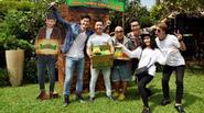 Sao Việt 'gây bão' với trào lưu ăn vặt mới