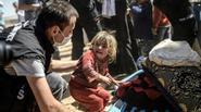 Cả thế giới chết lặng trước những hình ảnh đau thương của trẻ em Syria