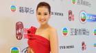 Vương Thu Phương nổi bật bên dàn sao TVB ở Hồng Kông