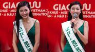 Á hậu Thuý Vân chia sẻ trải nghiệm tại Hoa hậu Quốc tế 2015
