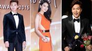 Mỹ nam 'She Was Pretty' và Lee Min Ho nổi bật tại 'Oscar Hàn Quốc'