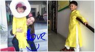 Facebook 24h: Hà Hồ rạng rỡ bên con trai Subeo gửi lời chúc mừng thầy cô