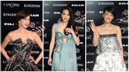 Ngắm dàn sao khoe sắc trên thảm đỏ Liên hoan phim Kim Mã 2015
