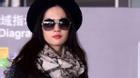 Lưu Diệc Phi ăn mặc giản dị vẫn đẹp như nữ thần tại sân bay