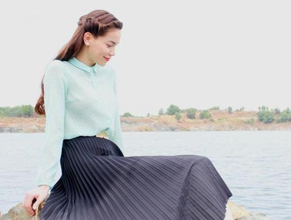 Lý Nhã Kỳ vs Hồ Ngọc Hà – hai biểu tượng thời trang Việt Nam - Ảnh 17