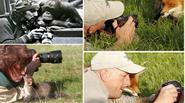 20 khoảnh khắc ngộ nghĩnh của các nhiếp ảnh gia và động vật hoang dã