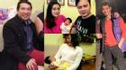 Xuân Bắc, Quang Thắng, Vân Dung mừng đầy tháng con gái Tự Long
