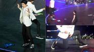 6 sao Hàn bị ném đồ lên sân khấu