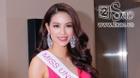 Phạm Hương được kì vọng trở thành hoa hậu Hoàn Vũ thế giới 2015