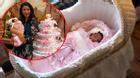 Nhiều sao Việt tới chúc mừng và dự tiệc đầy tháng con gái Hà Kiều Anh