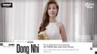 Đông Nhi được vinh danh 'Nghệ sĩ Châu Á xuất sắc nhất'