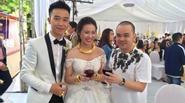 Đám cưới xa hoa của con trai đại gia sở hữu biệt thự gà vàng 300 tỷ