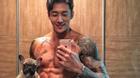 Từ thừa cân, chàng trai Hàn Quốc trở thành
