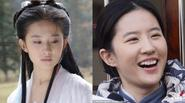 Lưu Diệc Phi đánh mất hình tượng 'nữ thần' vì nụ cười hở lợi