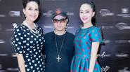Sao Việt đồng loạt diện loạt váy trái tim để ủng hộ Đỗ Mạnh Cường