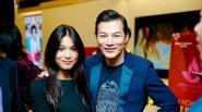 Trần Bảo Sơn thân thiết đi xem phim cùng Nhung Kate