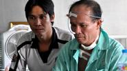 """""""Lục Vân Tiên"""" ở đời thường bị cướp đâm 4 nhát dao khi cứu một phụ nữ"""
