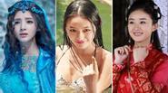 Những 'nàng tiên cá' tuyệt sắc trên màn ảnh Hoa ngữ