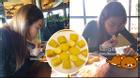 Khán giả thích thú với món 'sắn dát vàng' của Hồ Ngọc Hà