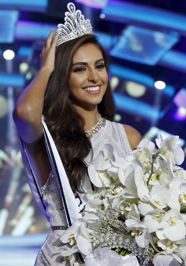 Vẻ đẹp xuất chúng của ứng cử viên sáng giá nhất Hoa hậu Thế giới 2015  - Ảnh 2