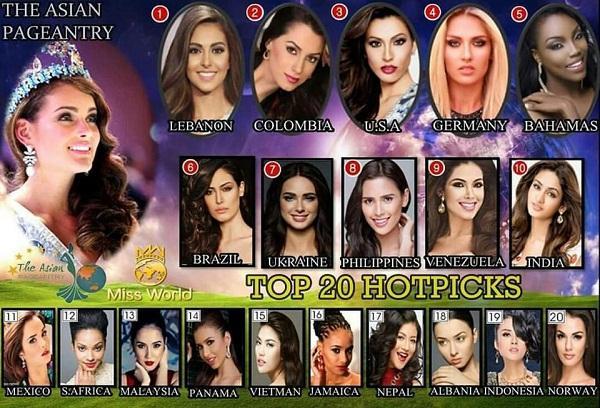 Vẻ đẹp xuất chúng của ứng cử viên sáng giá nhất Hoa hậu Thế giới 2015  - Ảnh 8