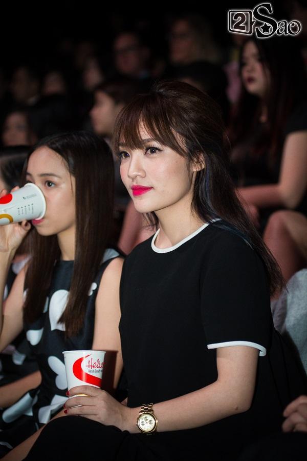 Tăng Thanh Hà dự show chớp nhoáng tại Hà Nội để về với con  - Ảnh 18