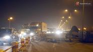 Hà Nội: Tai nạn giao thông nghiêm trọng, cầu Thanh Trì ùn tắc hơn 10km