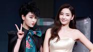 """Trương Hinh Dư xuất hiện mới lạ với tóc ngắn bên """"Búp bê xứ Hàn"""""""