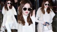 Seohyun (SNSD) xinh đẹp như thiên thần ở sân bay