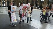 Tranh vui: Thanh niên FA chuẩn bị đi chơi Giáng sinh
