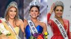 """""""Đọ"""" sắc đẹp các Hoa hậu Hoàn vũ 10 năm qua"""