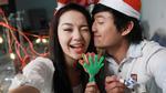 Minh Hằng và Quý Bình yêu nhau đắm đuối trên phim