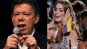 Tổng thống Colombia nói gì sau sự cố đáng tiếc tại Hoa hậu Hoàn vũ 2015