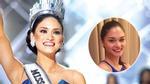 Bất ngờ trước mặt mộc của tân Hoa hậu Hoàn vũ 2015