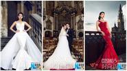 Ngắm bộ ảnh cưới đẹp như mơ của Hồ Hạnh Nhi