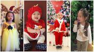 Facebook 24h: Nhóc tỳ nhà sao Việt nô nức đón Giáng sinh 2015