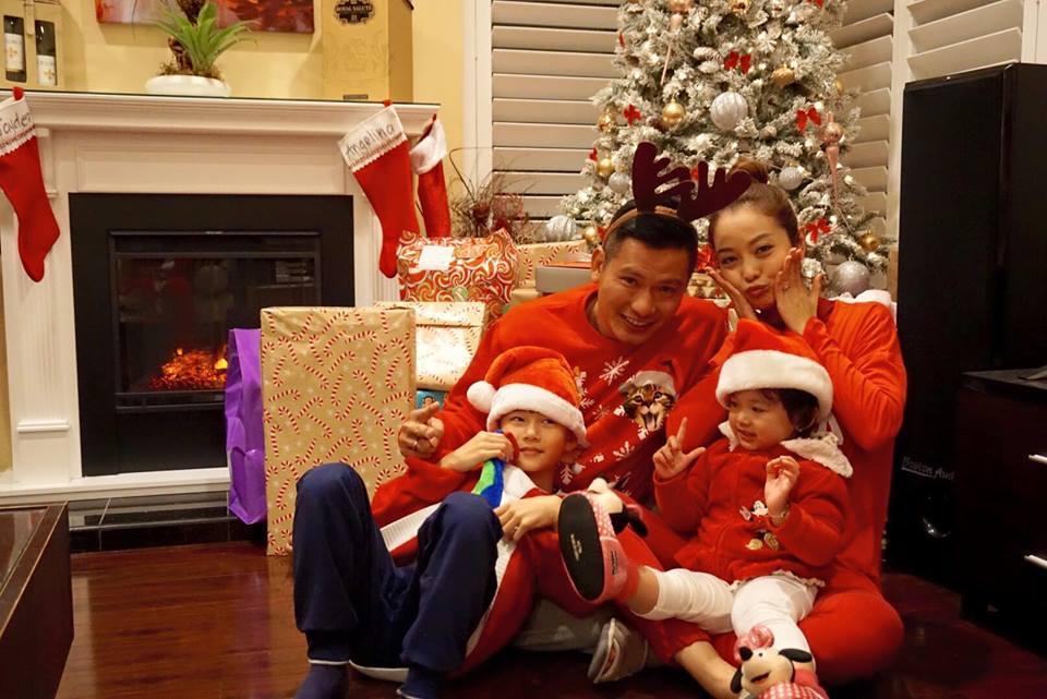 Jennifer Phạm 'tiết lộ' tiệc Giáng sinh tưng bừng ở Mỹ - Ảnh 3