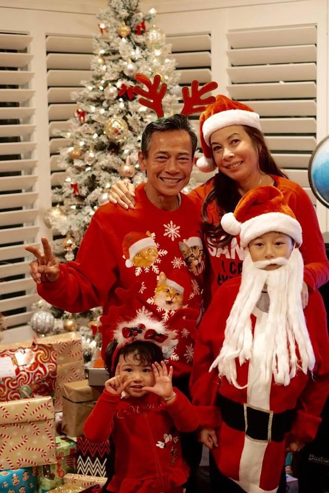 Jennifer Phạm 'tiết lộ' tiệc Giáng sinh tưng bừng ở Mỹ - Ảnh 7