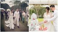 Huỳnh Tông Trạch không dự đám cưới đẹp như ngôn tình của Hồ Hạnh Nhi