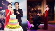 Chuyện tình trắc trở của cặp đôi Uông Phong - Chương Tử Di