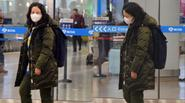 """""""Én nhỏ"""" Triệu Vy đầu tóc bơ phờ xuất hiện tại sân bay Bắc Kinh"""