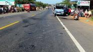 Tai nạn kinh hoàng, 2 người chết, tài xế bỏ trốn