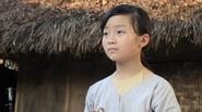 Cận cảnh vẻ đáng yêu của 'cô dâu 10 tuổi' phiên bản Việt Nam