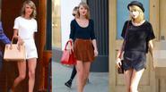 """""""Công chúa"""" Taylor Swift dùng hàng hiệu giá rẻ vẫn đẹp """"ngút trời'"""