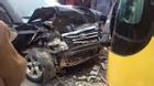 Ô tô đấu đầu xe buýt, một bác sĩ trẻ tử vong