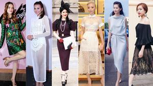 6 biểu tượng thời trang của showbiz Việt