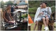 Facebook 24h: Thu Minh bán bò bía lề đường - Angela Phương Trình tình cảm với Trường Giang
